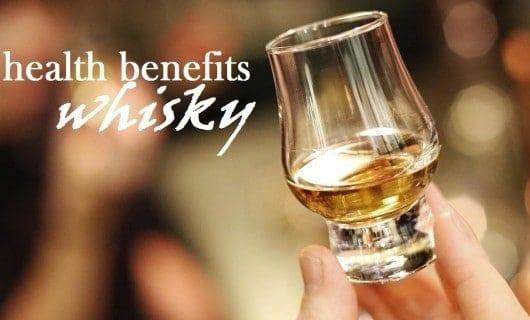 gesundheitliche Vorteile von Whiskey