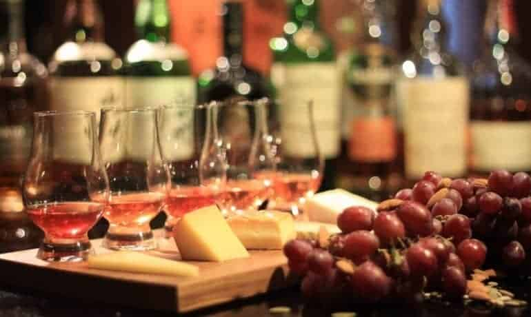 Foodpairing mit Whiskey