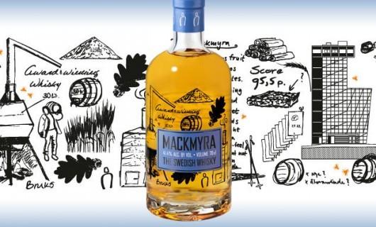 Mackmyra Brukswhisky – swedish whisky