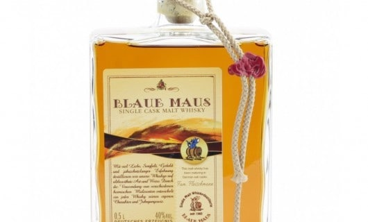 Blaue Maus Single Cask Malt - german whisky