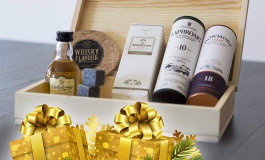 bestes Whiskey Weihnachtsgeschenk