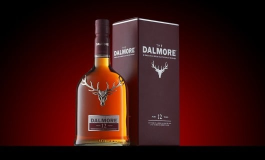 Flasche des Dalmore 12 Jahre