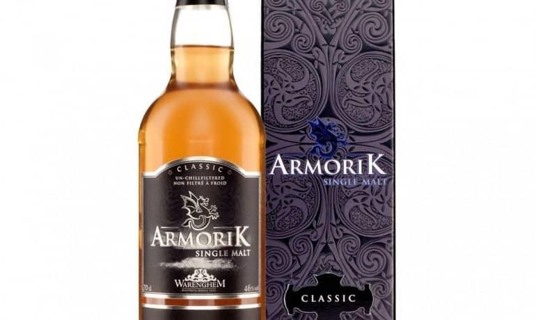 Französischer Whiskey - Armorik Classic