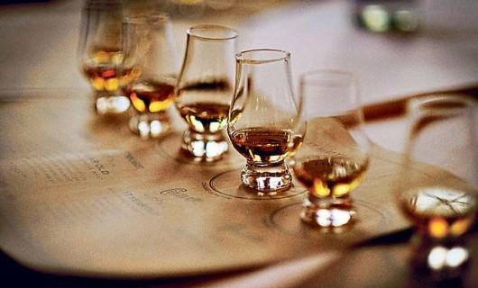Whisky-Verkostung