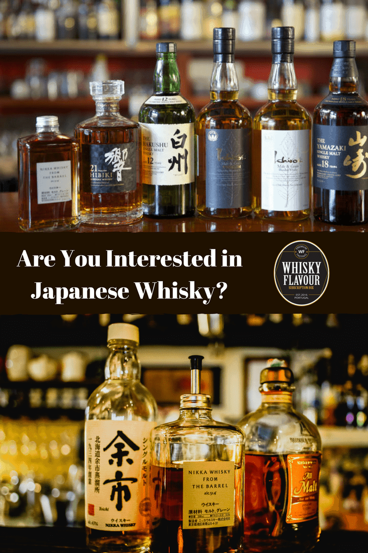 Are You Interested in Japanese Whisky
