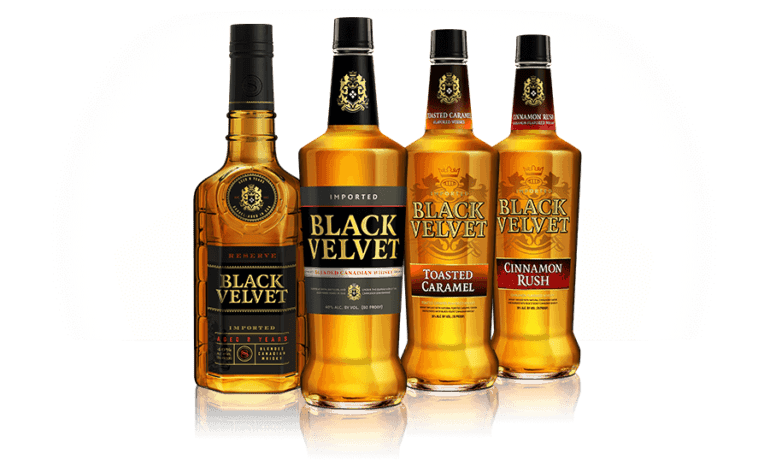 Whisky Flavour Blog Black Velvet Ein Samtiger Whisky Aus Kanada